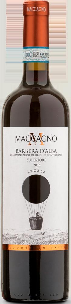 Winery Maccagno - Barbera d'Alba DOC Superiore