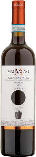 Winery Maccagno - Barbera d'Alba DOC Superiore