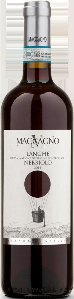 cantina Maccagno - Langhe doc Nebbiolo