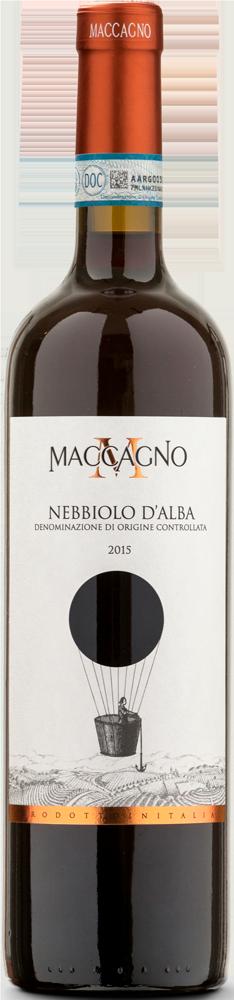 Cantina Maccagno - Nebbiolo d'Alba doc