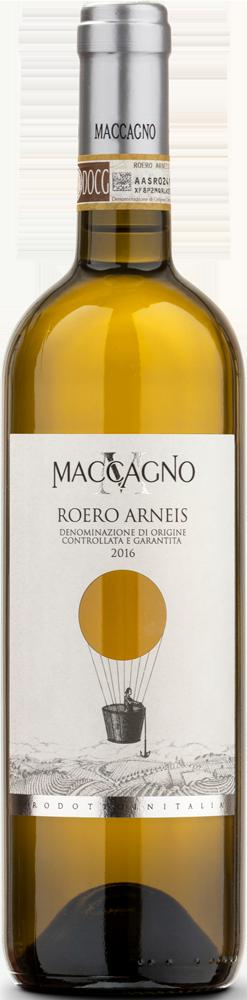 Cantina Maccagno - Roero Arneis docg