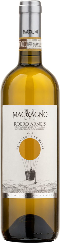 Cantine Maccagno - Roero Arneis docg - Nikky
