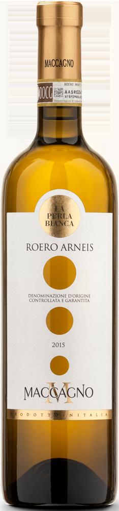 Cantina Maccagno - Roero Arneis docg La Perla Bianca